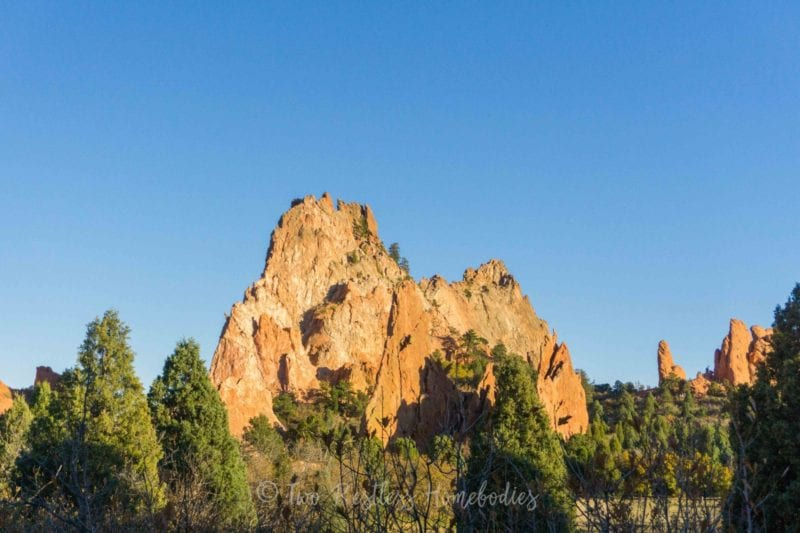 Hiking Garden Of The Gods By Day By Dusk And By Night Two Restless Homebodies