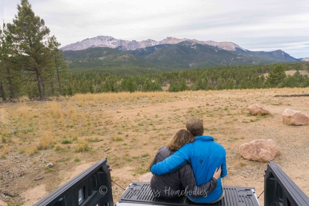 Drive up Pikes Peak! (Or, don't take the Pikes Peak train)